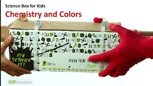 chemistry u0026 colors science crafts subscription box for kids