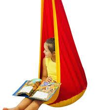 amazon com jiyaru hammock pod kids swing children u0027s hammock chair