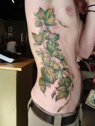 28 vine tattoos for