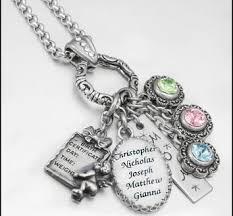 children s birthstone jewelry children s birthstone necklace jewelry by number of