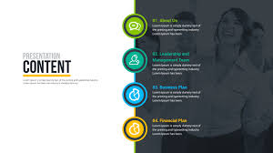 Template For A Business Plan Free Download Maxpro Business Plan Powerpoint Presentation By Contestdesign