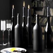 halloween wine bottle labels diy halloween wine bottle candle holders just wine