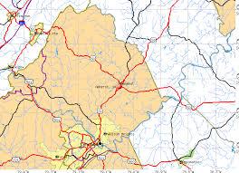amherst map amherst virginia va 24521 profile population maps