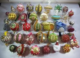 94 best beaded sequined ornaments images on