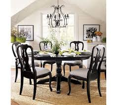 Pottery Barn Dining Room Lighting by Best 25 Pedestal Dining Table Ideas On Pinterest Round Kitchen