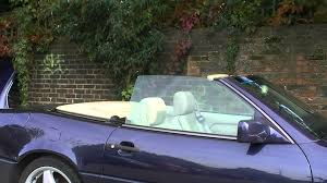 mercedes benz 1995 sl 500 2 door convertible for sale youtube