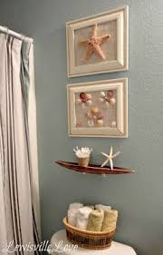 Pinterest Beach Decor Best 25 Seashell Bathroom Decor Ideas On Pinterest Beach