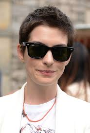 anne hathaway super short haircut boycut for women hairstyles