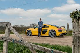 Audi R8 Yellow 2016 - audi r8 coupe v10 plus 2017 long term test review by car magazine