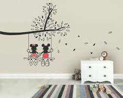 Etsy Wall Decals Nursery 15 Collection Of Etsy Childrens Wall