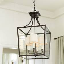 Chandeliers With Lamp Shades Sheffield 4 Light Chandelier Ballard Designs