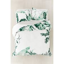 Duvet Inserts Twin Expressive Palms Duvet Cover 99 Liked On Polyvore Featuring