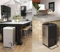 poubelle design cuisine une poubelle de cuisine douée pour le recyclage