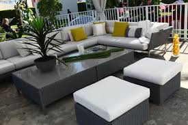 aluminum patio furniture loungers modern style patio furniture