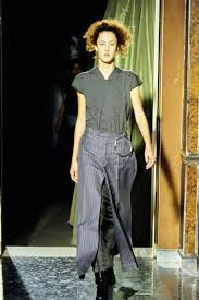 maison margiela spring 1999 ready to wear collection vogue