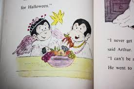 clifford halloween book 07 arthurs halloween fall halloween kids book arthurs halloween