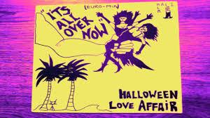 halloween love affair vampire rare minimal synth youtube