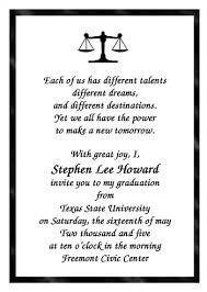 graduation announcement sayings free school wordings for 99 graduation announcements