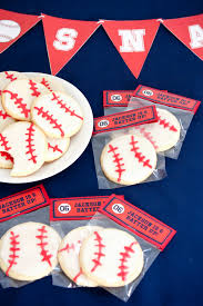 baseball party ideas baseball themed birthday party gift favor ideas from evermine