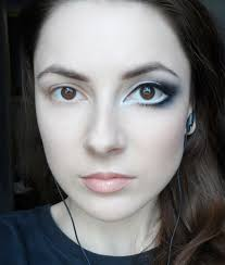 eye enlarging makeup tutorial step by step makeup pinterest