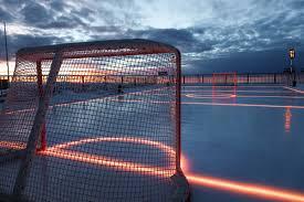 backyard ice rink lighting u2022 curling hocke rink lighting news