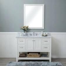 white shaker bathroom cabinets 48 bathroom cabinet shaker style bathroom vanity cabinet dimensions
