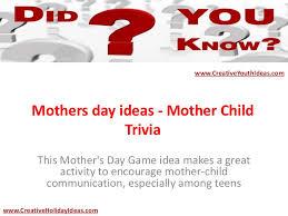 mothersdayideas motherchildtrivia 150424040653 conversion gate02 thumbnail 4 jpg cb u003d1429866445