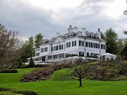 Large Mansions 12 Gilded Age Mansions Of The Berkshires Massachusetts Untapped