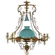 Gas Chandelier Function Of Antique Gas Chandelier Best Home Decor Ideas