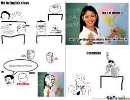 Memes About English Class - english class by creamy cakes meme center