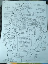 Tennessee State Parks Map by Natchez Trace State Park Tn The Dyrt