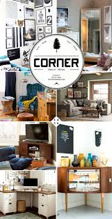 Living Room Corner Decor by Making Use Of The Corners In A Room Decor And Design Ideas Home