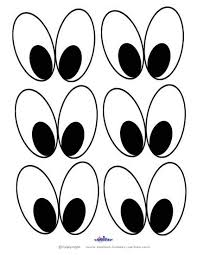 witch cutouts halloween 12 best images of printable witch eyes nose and mouth ears eyes