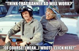 Meme Advertising - laughable reasons to transition from outbound marketing memes