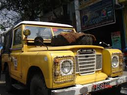 Panoramio Photo Of Old Land Rover Defender Or Series