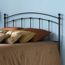 headboards iron headboard king size bed head and footboard rod