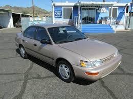 sale toyota corolla 1995 toyota corolla for sale carsforsale com