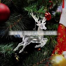 plastic glitter wholesale commercial christma decoration outdoor