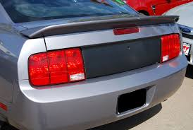 Blacked Out Mustang For Sale 2005 2009 Mustang Rear Decklid Panels Mrbodykit Com The Most