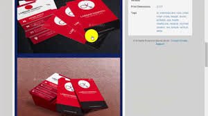 Adobe Illustrator Business Card Template With Bleed Business Card Bleed Setting In Illustrator Youtube