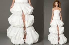 disgusting wedding dresses wedding dresses low cut