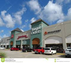 tanger outlets mall in branson missouri editorial stock photo