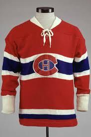 montreal canadiens hockey sweater and mcgill hockey