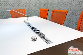conference table electrical accessories eubiq solutions for conference tables