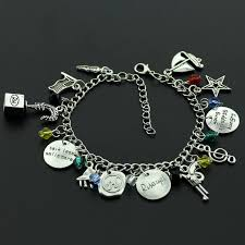 star bracelet charms images Free shipping hamilton broadway musical quot rise up quot bracelet with jpg
