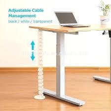 Computer Desk Cord Management Computer Desk Cord Management Hide The Cables That Clutter Your