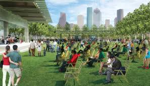 Houston Culture Map Overview Buffalo Bayou Park Updates Page