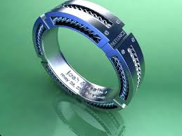 personalized wedding band mens custom wedding rings entrncing s walmart mens personalized