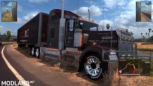kenworth trucks photos doodle bug kenworth truck mod for american truck simulator ats