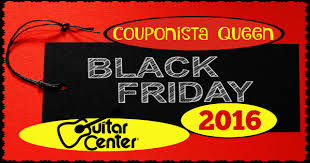 guitar center black friday ad 2016 couponista saving